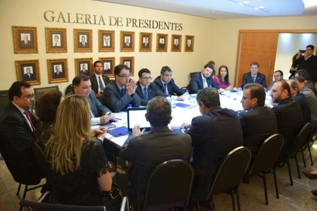 Magistrados e membros do MP discutem atuação em temas de interesse das categorias