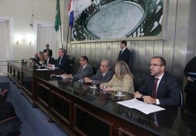 Assembleia Legislativa homenageia TRT pelos 25 anos de instalação em Alagoas