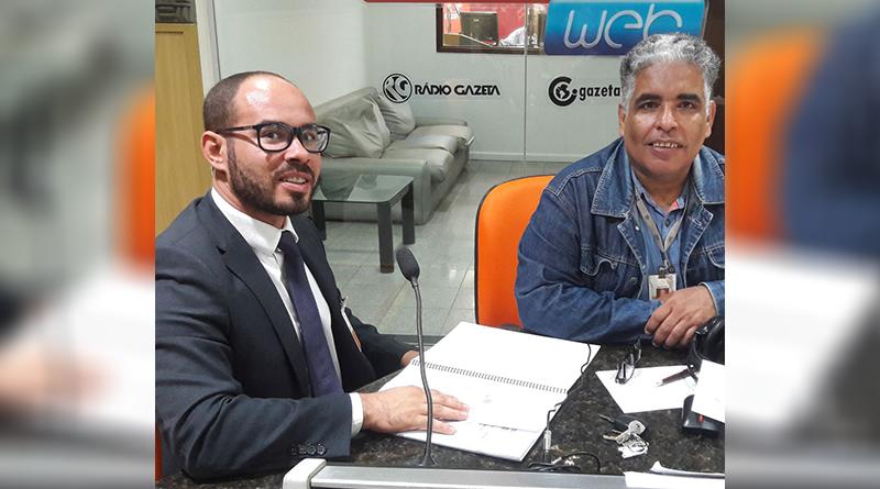 Vice-presidente da Amatra fala sobre jornada de trabalho na Rádio Gazeta AM