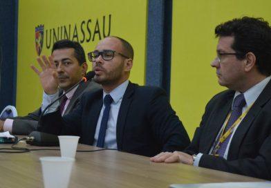 Vice-presidente da Amatra 19 participa de palestra na Uninassau acerca da Reforma Trabalhista