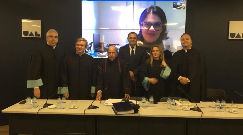 Juiz do Trabalho do TRT19 tem tese de doutorado aprovada em universidade de Portugal