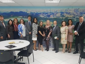 Associada da AMATRA19 participa de curso da Escola Judicial do TRT da 9ª Região