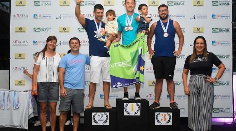 AMATRA 19 tem dia vitorioso com conquista de 3 medalhas na natação na 12ª Edição dos Jogos Nacionais da Anamatra
