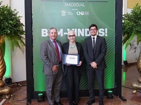 TRT/AL agraciado com o Prêmio CNJ de Qualidade na categoria Prata