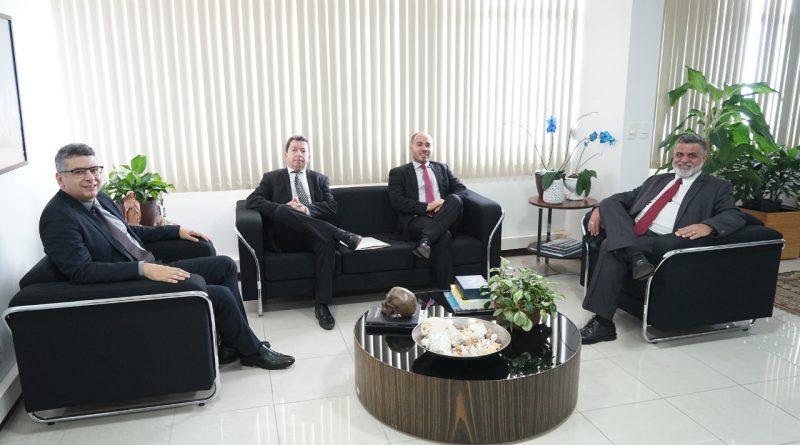 AMATRA 19 participa de reunião com corregedor-geral da Justiça do Trabalho