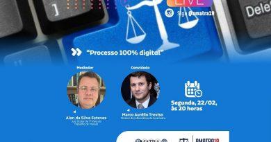 Processo 100% Digital