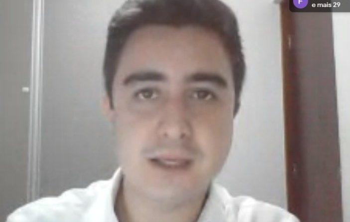 Superintendente da SRTE/AL Victor Cavalcante ministra palestra do TJC para alunos do Senac