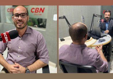 Juiz Nilton Beltrão participa de programa na CBN para explicar funcionamento da Justiça do Trabalho na pandemia